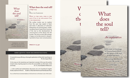 What does the soul tell? - Wali van Lohuizen