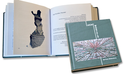 boek Luchtwortels, MarYam Mildenberg - Sunray art & design