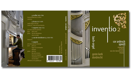 Cor Ardesch, cd Inventin II - Sunray art & design