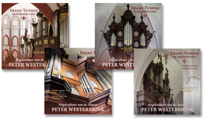Tunder cd-serie Peter Westerbribk
